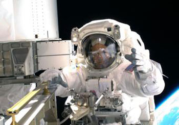 ISS: missione STS-119