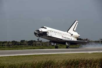 Endeavour, STS-127